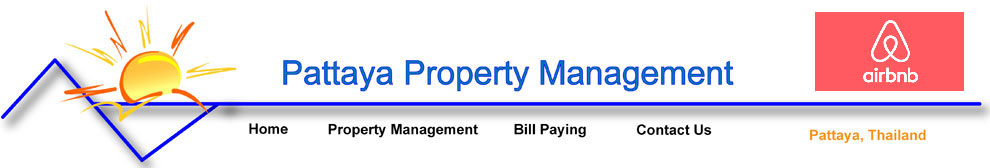 Pattaya Property Management - Pattaya Thailand
